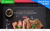 Responsywny szablon Moto CMS 3 #59219 na temat: restauracja europejska New Screenshots BIG