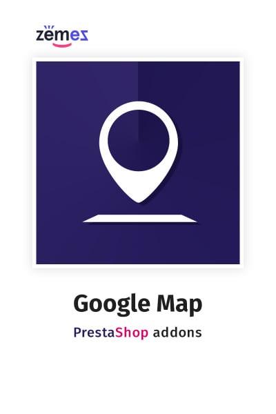 TM Google Map PrestaShop Module #59256