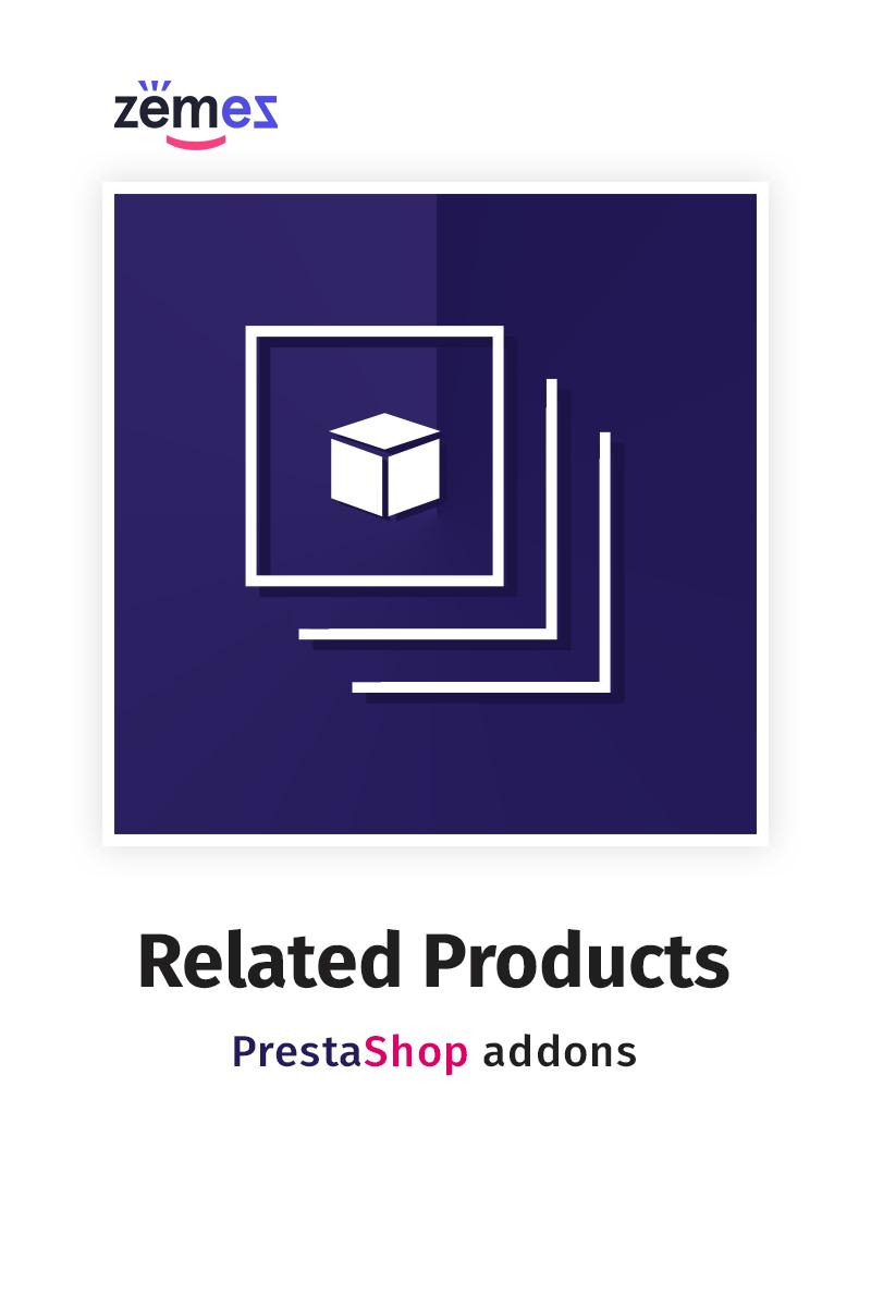 TM Related Products PrestaShop Module - screenshot