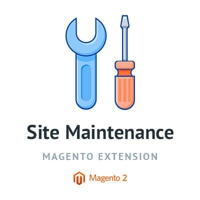 TM Site Maintenance Magento Extension #59257