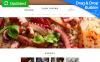 Адаптивный MotoCMS 3 шаблон №59435 на тему европейский ресторан New Screenshots BIG
