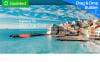 Адаптивный MotoCMS 3 шаблон №59461 на тему агентство путешествий New Screenshots BIG