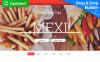 Responsywny szablon Moto CMS 3 #59423 na temat: restauracja meksykańska New Screenshots BIG