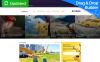 Responsywny szablon Moto CMS 3 #59484 na temat: gry New Screenshots BIG