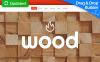 Reszponzív Bútor témakörű  Moto CMS 3 sablon New Screenshots BIG