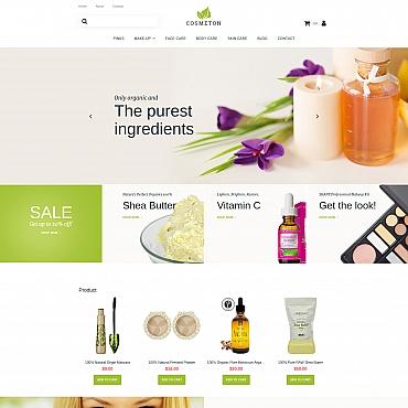 Купить  пофессиональные MotoCMS шаблоны для интернет-магазинов. Купить шаблон #59521 и создать сайт.