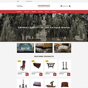 Купить  пофессиональные MotoCMS шаблоны для интернет-магазинов. Купить шаблон #59523 и создать сайт.