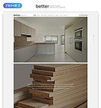 Furniture Website  Template 59557