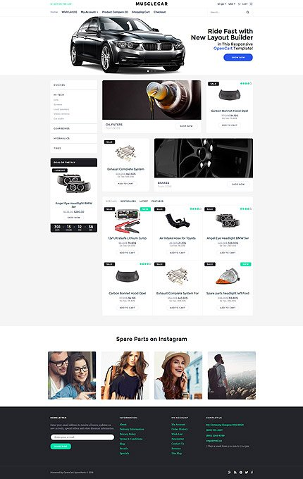 ADOBE Photoshop Template 59565 Home Page Screenshot