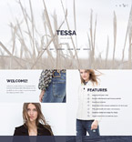 Fashion OpenCart  Template 59569