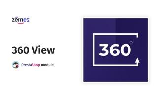 360 View PrestaShop Module