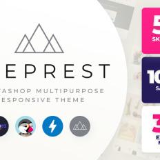 a7f5dbd92 Eveprest - Multipurpose 1.7   1.6 Flexível Template PrestaShop  59555