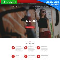 HTML5 + Javascript Photo Gallery Templates | TemplateMonster
