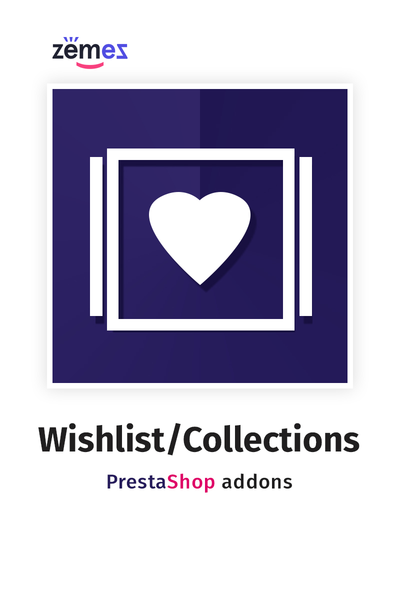 "Modul PrestaShop ""Collections"" #59567"