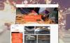 Plantilla Web para Sitio de Soldadura New Screenshots BIG