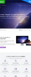 Evolution Business Moto CMS 3 Template New Screenshots BIG