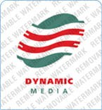 Media Logo  Template 6034
