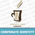 Cafe & Restaurant Corporate Identity Template 6050