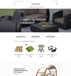 Furniture VirtueMart  Template 60000