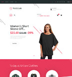 Fashion PrestaShop Template 60004