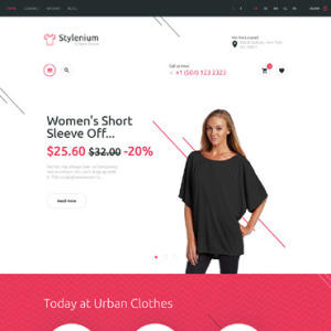 Screenshot of Stylenium Clothes Wear