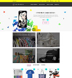 Art & Photography PrestaShop Template 60011