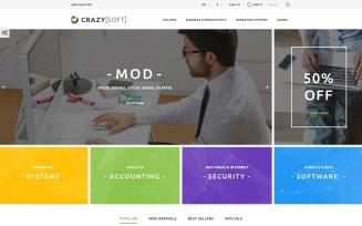 Crazy Soft PrestaShop Theme