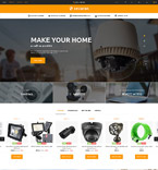 Security PrestaShop Template 60016