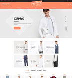 Fashion PrestaShop Template 60019