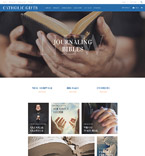 Religious OpenCart  Template 60035