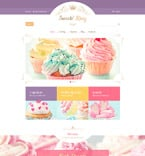 Food & Drink VirtueMart  Template 60042