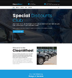 Cars WordPress Template 60045