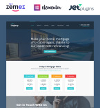 Real Estate WordPress Template 60048