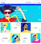 Fashion Shopify Template 60057