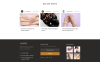 Olimp - Luxury Jewelry Online Store Multipage HTML Website Template Big Screenshot