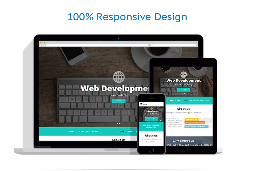 Thèmes Joomla Web design #60077