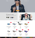 Fashion OpenCart  Template 60079