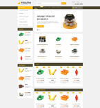 Agriculture Shopify Template 60081