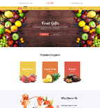 Agriculture Shopify Template 60086