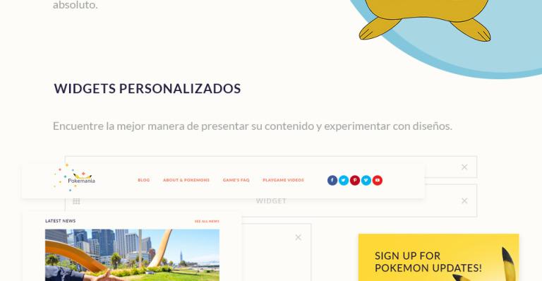Tema de WordPress #60087 para Sitio de Portal de Juegos