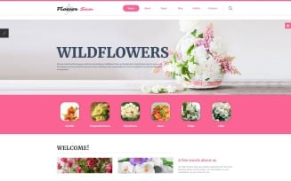 Flower Sun Joomla Template