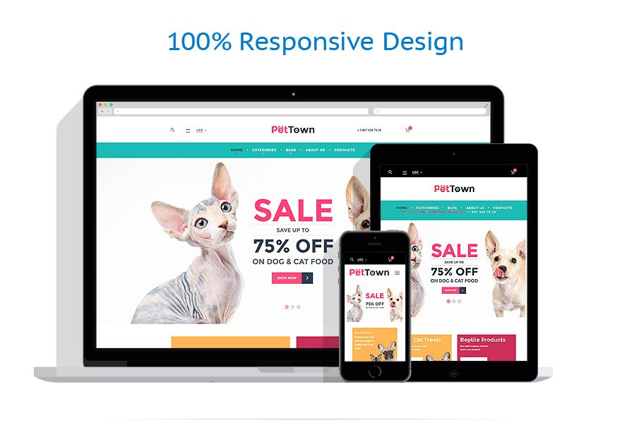 WooCommerce Themes Animaux #60094