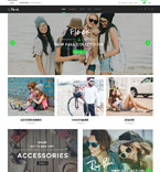 Fashion WooCommerce Template 60095
