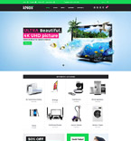 Electronics WooCommerce Template 60096