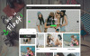 Адаптивний WooCommerce шаблон на тему мода New Screenshots BIG