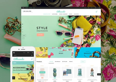 Gifts Shop Responsive