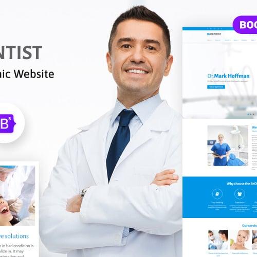 BeDentist - Website Template based on Bootstrap