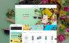 """Modello PrestaShop Responsive #60017 """"Alleando - Negozio di Decor e Accessori"""" New Screenshots BIG"""