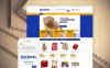 """Packing"" Responsive VirtueMart Template New Screenshots BIG"