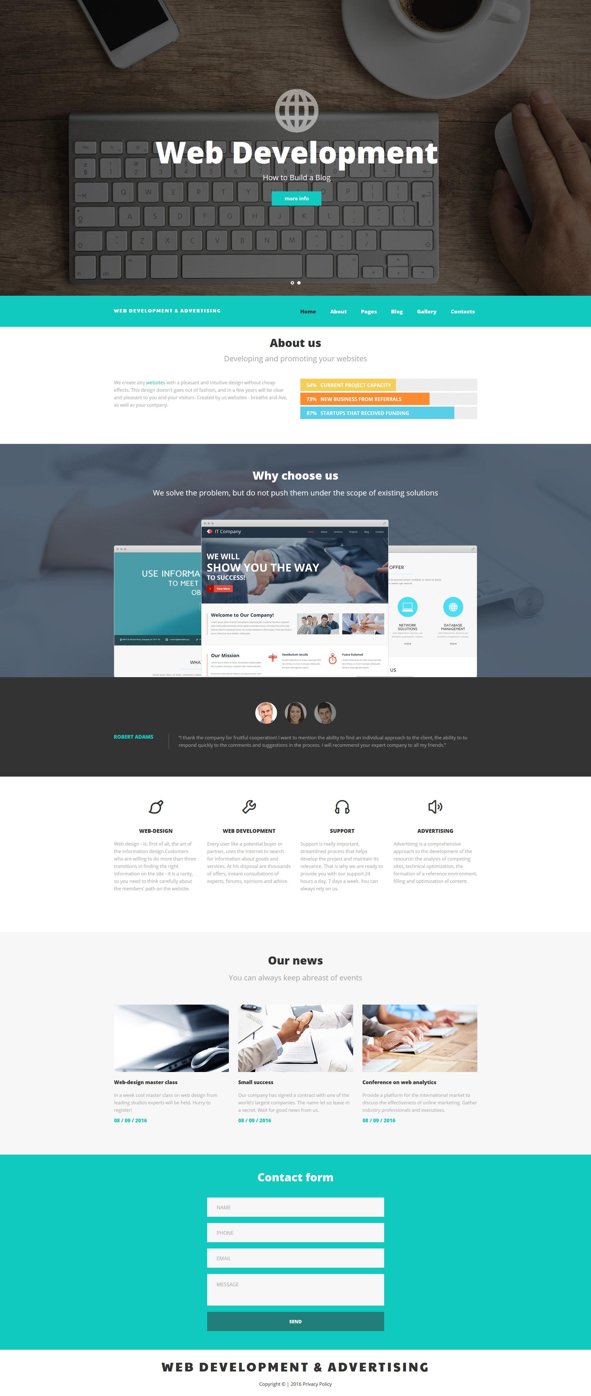 Ziemlich Website Design Vereinbarung Vorlage Bilder - Entry Level ...